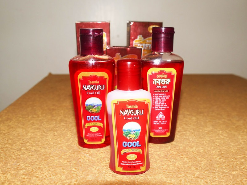Tasmia Novguru Cool Oil