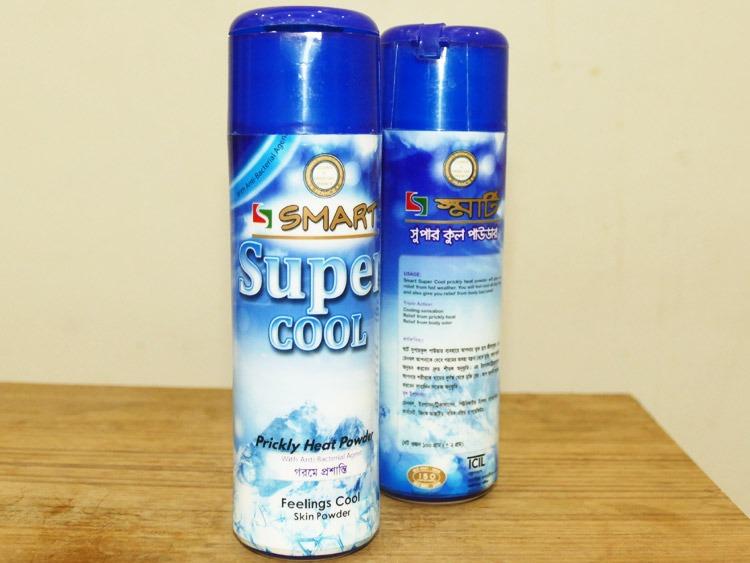 Smart Super Cool Powder